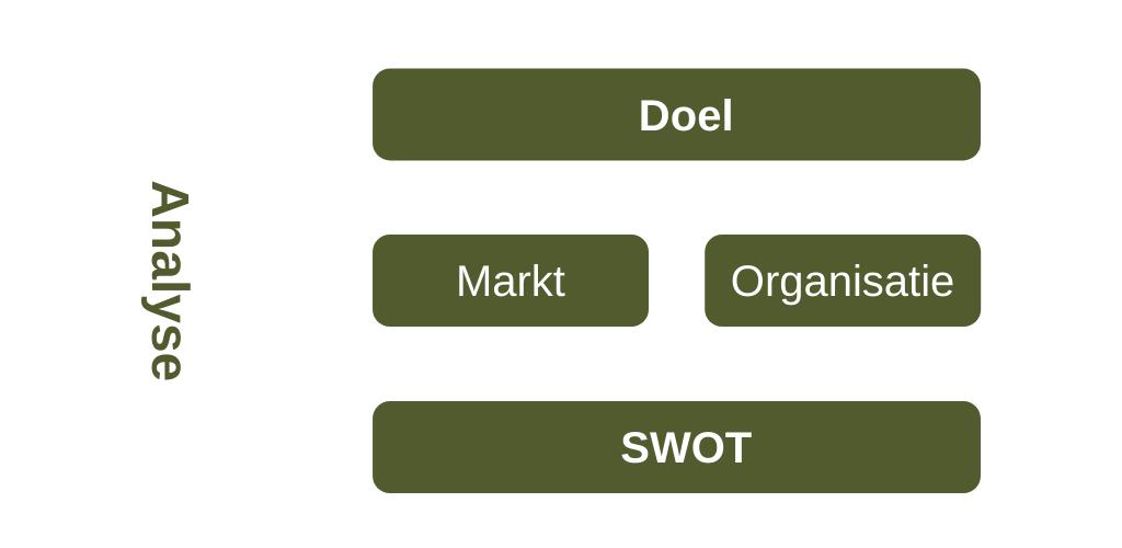Analyse fase van het marketingplan