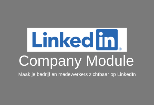 LinkedIn Company Module Aan Marketing