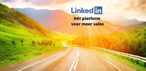 Het platform voor meer sales